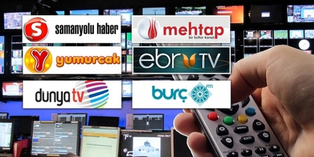 Media platforms belonging to Gulenist Broadcasting Company