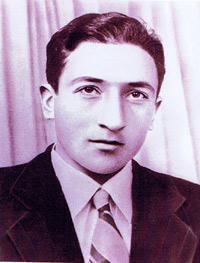 Fetullah Gulen as a teenager
